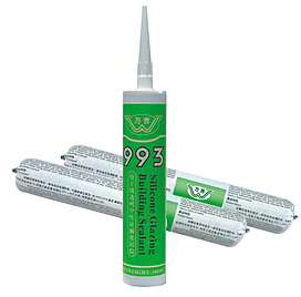 Shelf Stable General Purpose Silicone Sealant Good Weather Resistance